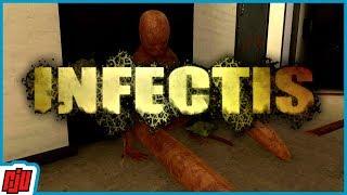Infectis | Horror Puzzle Game | PC Gameplay Walkthrough