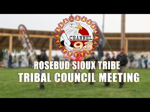 Special Tribal Council Meeting (04-29-19)