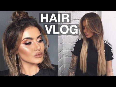 HAIR VLOG - PRINCESS HAIR