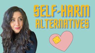 Self-harm Alternatives | Mental Health Over Coffee #mentalhealth #selfharm #depression #coping