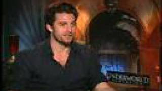 Scott Speedman interview for Underworld Evolution