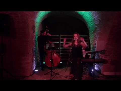 Fever - Coca Denisa  and the band ( Jazzy Live in Oradea )