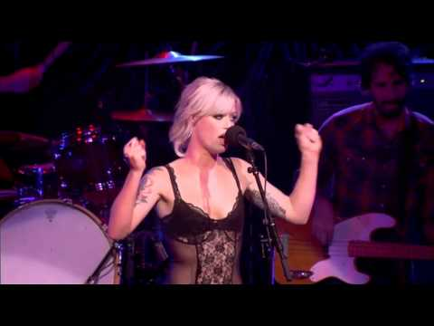 "Gin Wigmore ""Don't Stop"" Live"