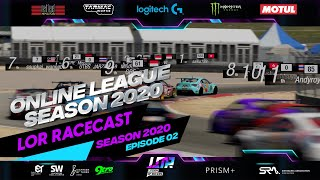 LOR Racecast Season 2020 Episode 02