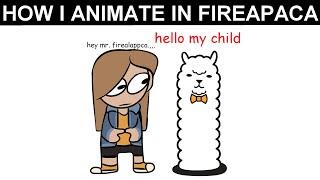 HOW I ANIMATE IΝ FIREALPACA