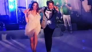 Свадебный танец экс-солистки группы SEREBRO