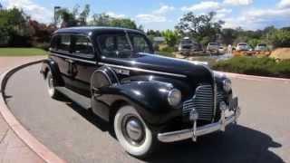 1940 Buick 90 Limited 8-Passenger Limousine on GovLiquidation.com