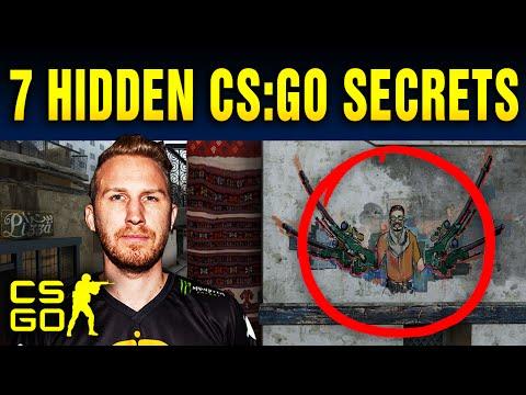 Top 7 Hidden Secrets In Counter-Strike: Global Offensive Maps