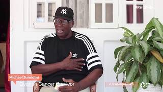 "Randolph ""Randy"" Herbert- #LivingWithAnNCD - Male Breast Cancer Testimonial"