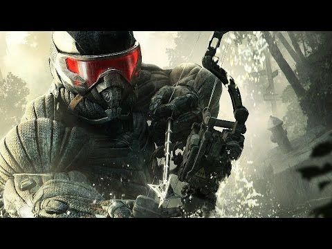 Crysis 3 All Cutscenes (Game Movie) PC 1080p HD