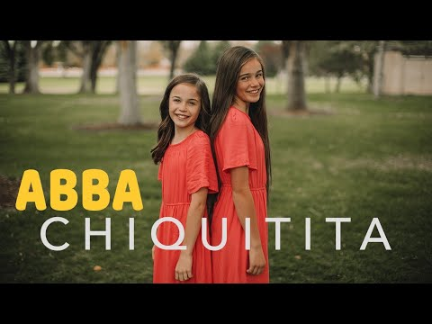 Must-watch ABBA cover, Chiquitita! Annalie Johnson of One Voice Children's Choir and her sister Abby