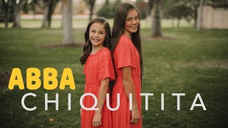 Sweet ABBA cover, Chiquitita! By Annalie and Abby Johnson of One Voice Children's Choir and Rise Up