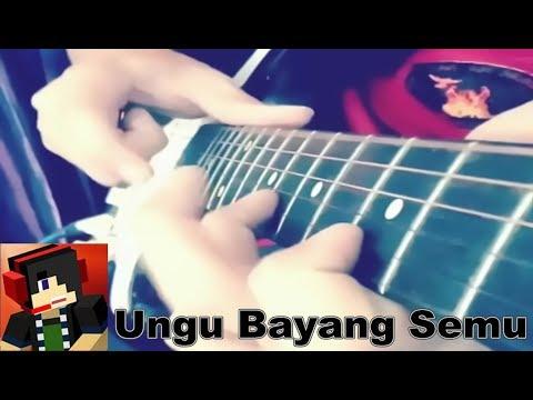 Cover Guitar Ungu Bayang Semu