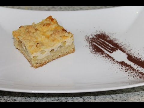 Thermomix Tm31 Tm5 Apfel Quark Streuselkuchen Youtube