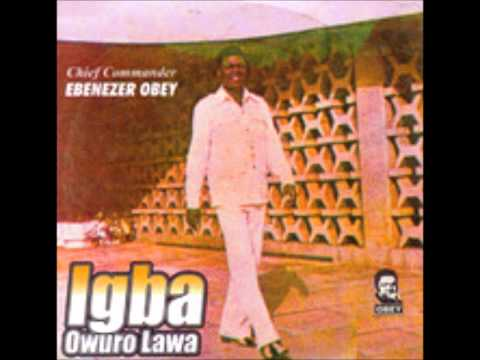 Ebenezer Obey- Dr. Mike Adenuga 2
