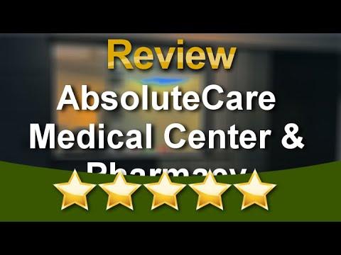 AbsoluteCare Medical Center & Pharmacy Atlanta 5 Star Review by Kim Moon