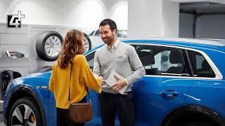 Oferta 4+: Păstrează valoarea automobilului tău Audi