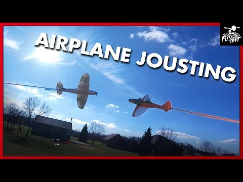 RC Dogfighter Jousting Game | FLITE TEST