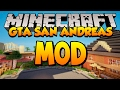 ADDON DO GTA SAN ANDREAS - MINECRAFT PE 1.0.3