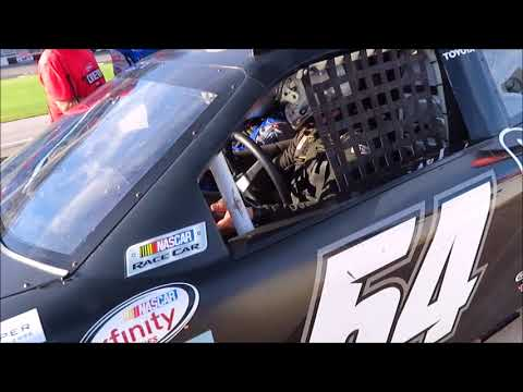Richard Petty Driving Experience at Texas Motor Speedway