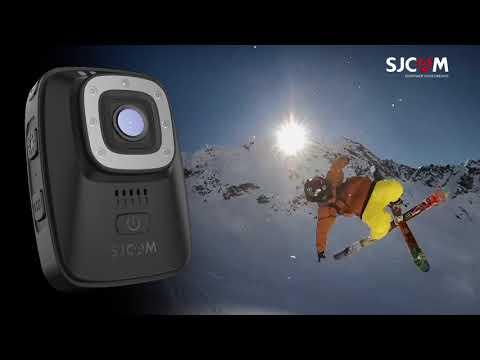 Introducing the A10: First SJCAM Body Cam (Portable Camera), rain-proof, shock-proof, IR mode!