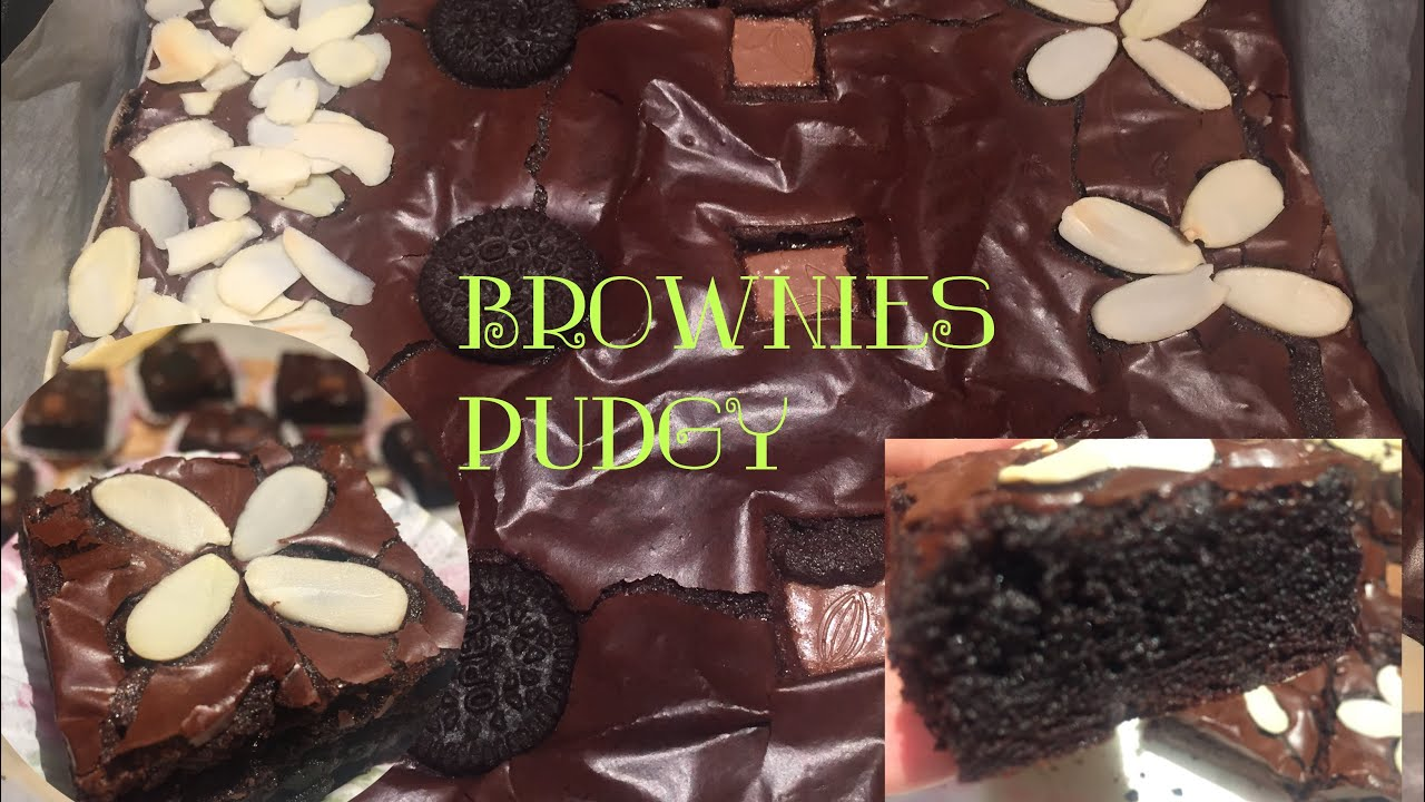 Resep brownies panggang - YouTube