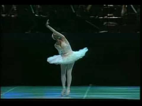 THE DYING SWAN - Maya Plisetskaya & Ballet Kirov in RS ...