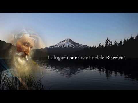 Cantecul calugarului - Radu Cimpoi - O voce ce alina sufletul