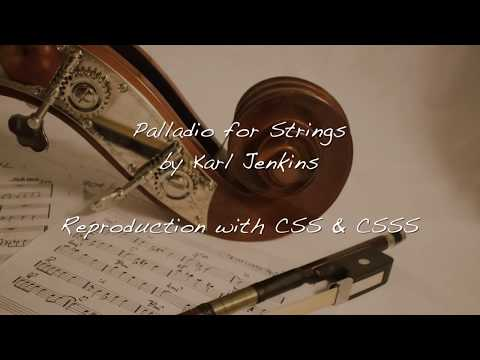 Classical Reproduction with Cinematic Studio Strings (Palladio for Strings)