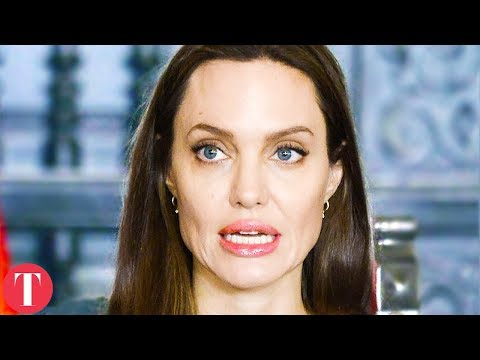 Inside The Life Of Angelina Jolie