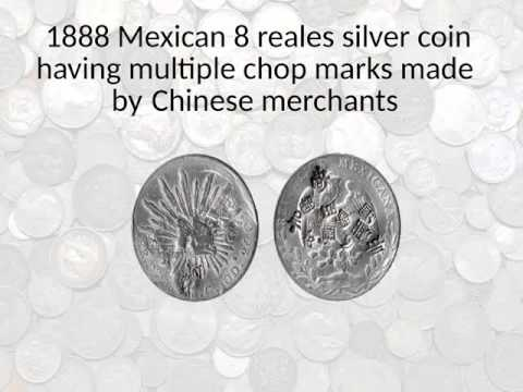 Silver Coins - A History of Currency
