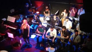 """Reunion Big Band @ Hacería Jazz Club 2014 """"Soul Vaccination"""""""