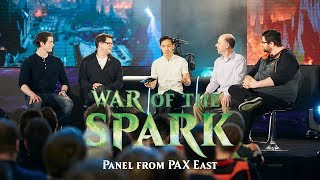 War of the Spark Panel from PAX East