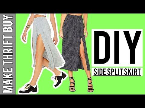 diy-side-split-jersey-skirt-|-make-thrift-buy-#54