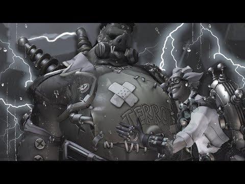 THE RETURN OF JUNKENSTIEN!   Overwatch Junkenstien's Revenge (Funny Moments)