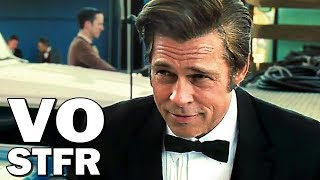 ONCE UPON A TIME IN HOLLYWOOD Trailer VOSTFR # 2 ★ Tarantino  (NOUVELLE Bande Annonce 2019)