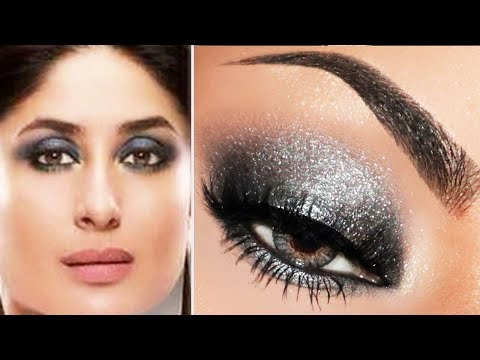 KAREENA KAPOOR KHAN SIGNATURE SMOKEY EYE LOOK  Makeup By SmithaDBeauty