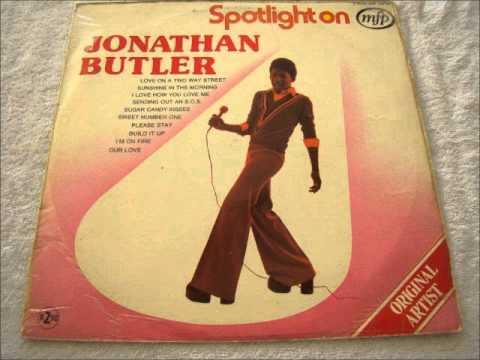 Jonathan Butler - Sending out an SOS