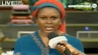 SCOAN 25/01/15: RESTORED HEALTH; RED BLOOD CELLS DEFECT HEALED. Emmanuel TV
