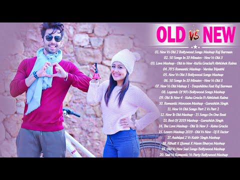 Old Vs New Bollywood Mashup Songs 2020 | Old Hindi Songs Mashup Live_Sad & Romantic Songs_Hindi Song