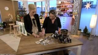 Så fixar du festnaglar för nyårsfesten - Nyhetsmorgon (TV4)