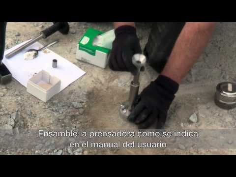 XRF Mining Sample Collection And Preparation Tools | Thermo Scientific (Spanish)