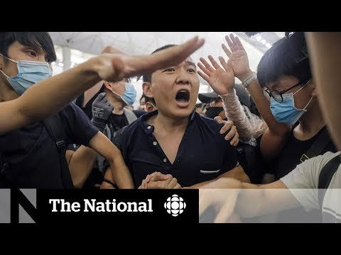 How Beijing is waging its media assault on Hong Kong protesters' credibility