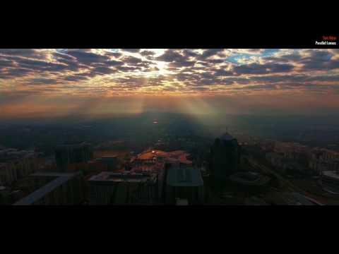 Johannesburg   South Africa   Drone aerial views   2017