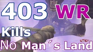 No Man´s Land 403 Kills (Xbox) - World Record - MatoMaster21