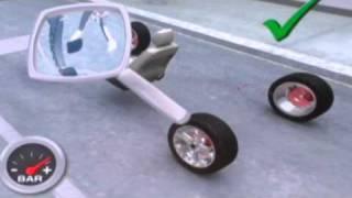 國產車首創斜坡輔助系統示意影片