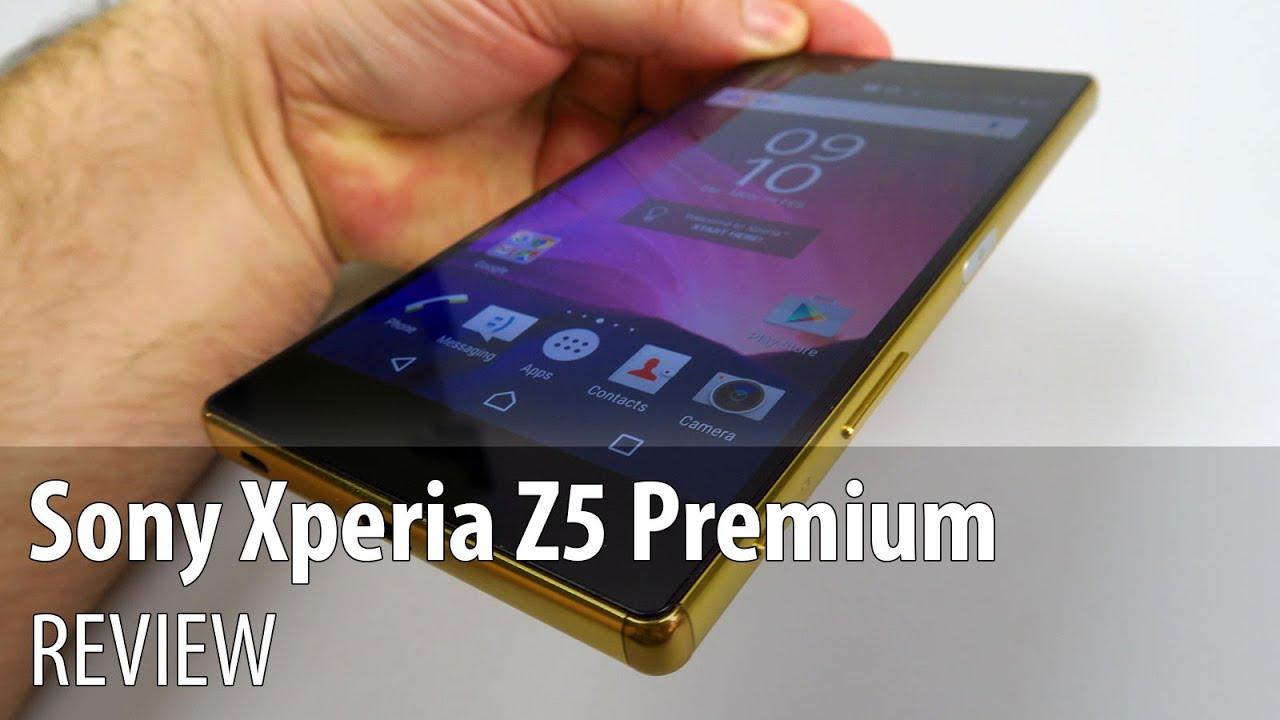 Sony Xperia Z5 Premium Review în Limba Română (Telefon cu ecran 4K) - Mobilissimo.ro