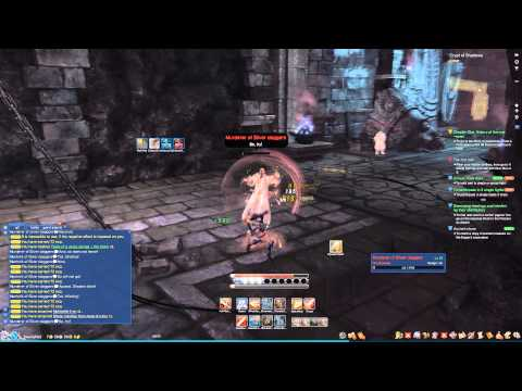 Blade & Soul : Crypt of Shadows