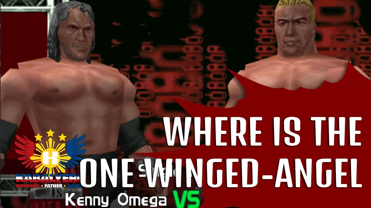 AEW No Mercy Mod [Gameplay] - The Roster & Kenny Omega vs Cody Rhodes (Exhibition)