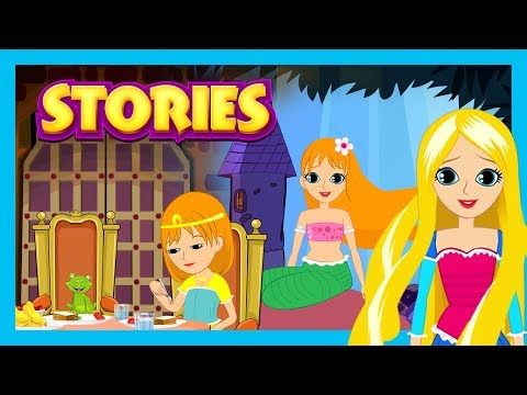 STORIES || Kids Stories In English - Story Compilation For Kids || English Stories By Kids Hut